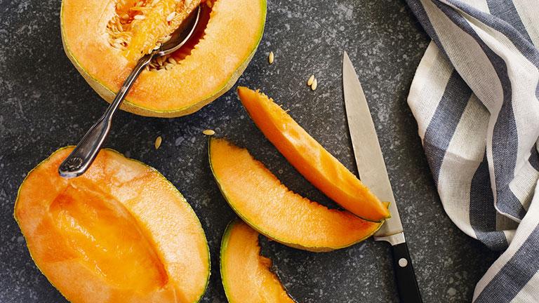 melone retato melone giallo